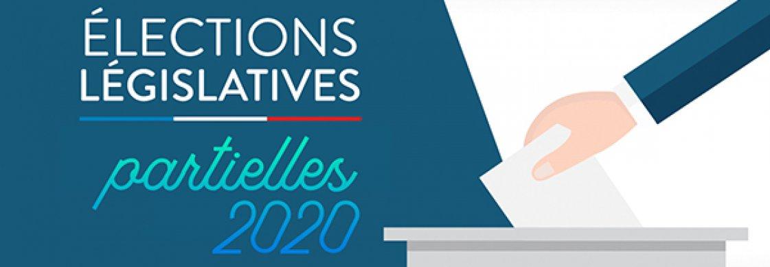Élection législative partielle 2020 (1er tour)