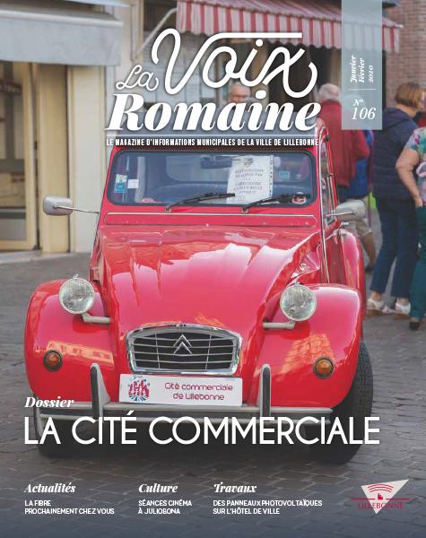 La Voix romaine numéro 106 - janvier / février 2020 - Lillebonne