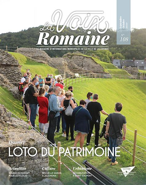 La voix romaine n°108