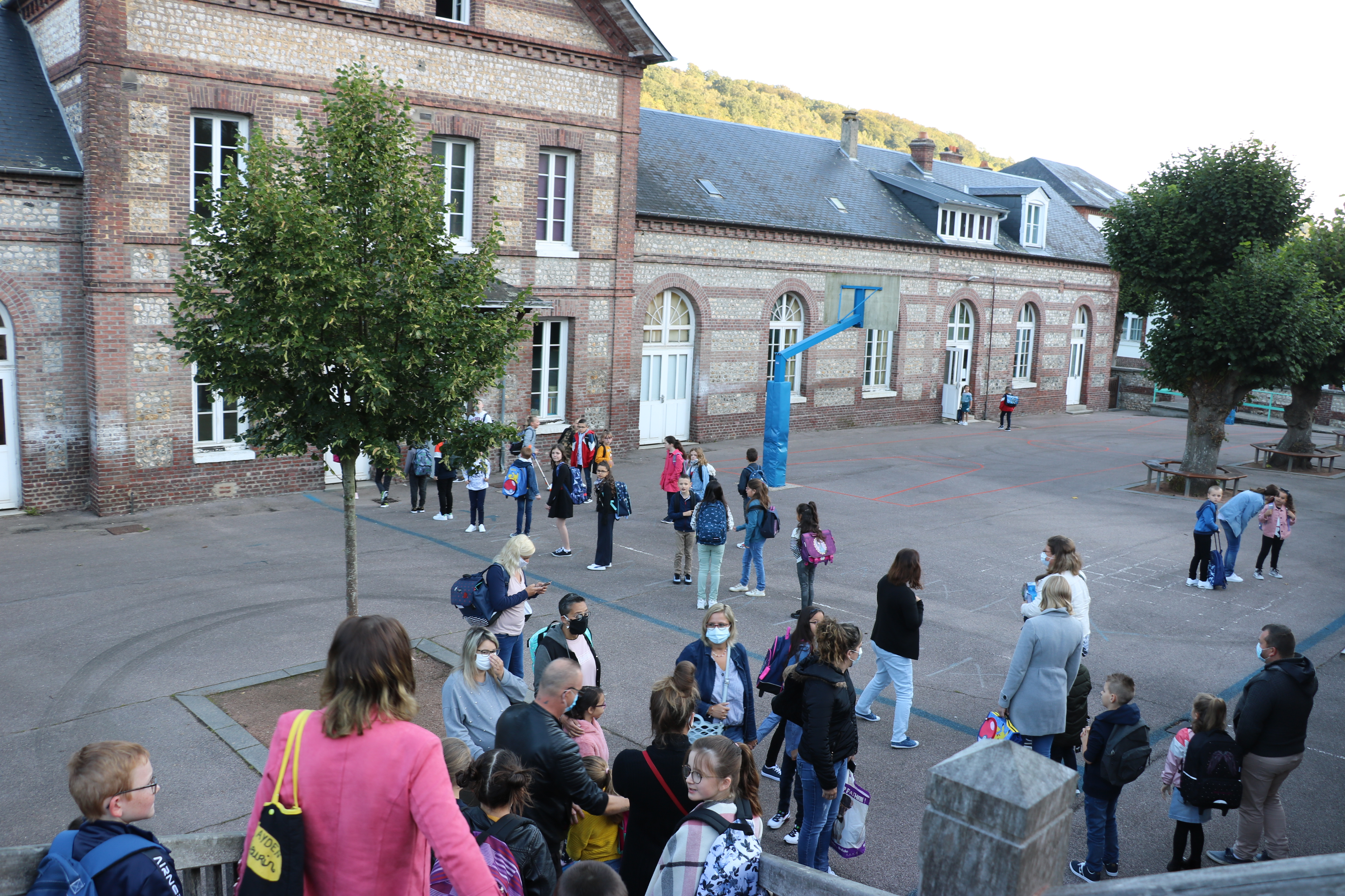 Rentrée scolaire 2020-2021 Lillebonne