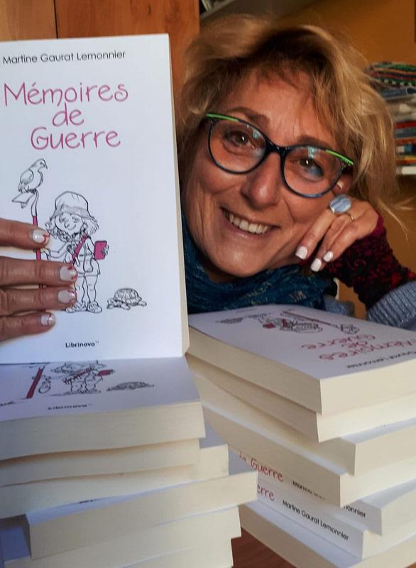 Martine Lemonnier-Gaurat