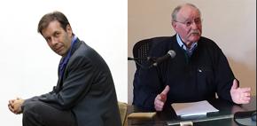François Valleja & Gérard Régnier